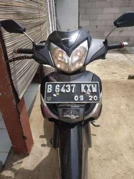 Honda Supra x 125 tahun 2010