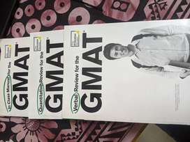 Princeton Review GMAT Materials