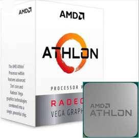 AMD ATHLON 200 GE PROCESSOR