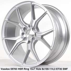 modif VOODOO 59783 HSR R15X7 H8X100-114,3 ET35 SMF