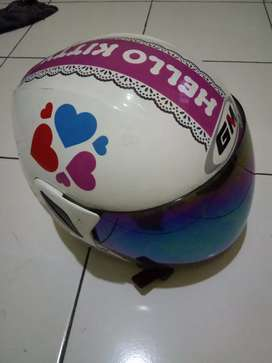 Helm GM anak ukuran xl