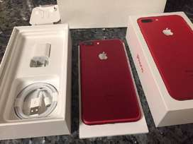 Apple iPhone 7 Plus in 128 GB at lowest price ever in red color