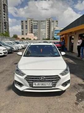 Hyundai Verna CRDi 1.6 SX Option Automatic, 2018, Diesel