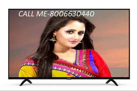 Led Tv 32'' A+ Grade panel with dolby sound Hd Only=8250 (Smart=9550)