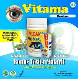 Obat Sakit Mata Merah/Minus/Perih/Berdarah/Plus/floater/Gatal Herbal