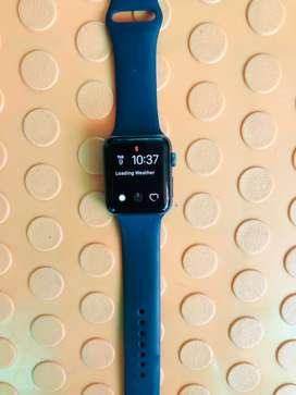Original Iwatch series-3 42MM nike version