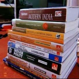 UPSC NCERT AND STANDARD BOOKS