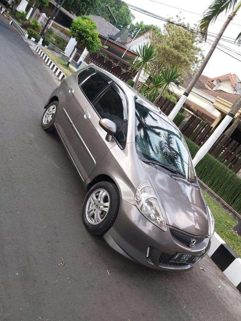 Honda Jazz 2006 Silver Mulusss 0