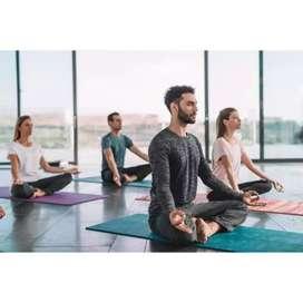 Need yoga teacher
