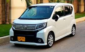 DAIHATSU MOVE 2014 ON EASY EMI WITH 20%DP ONE STEP SOLUTION PVT LTD