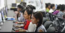 we are hiring for male female no education required  hindi process