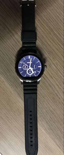 Fossil Q marshal with 2 straps