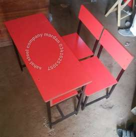 Table & chairs for school