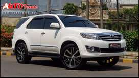 Toyota Grand Fortuner 2.7G Lux 2013 Leather Seat GPS Navigation