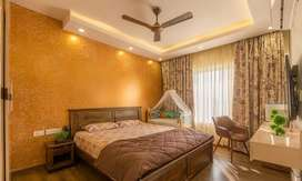 Strategically  located 2bhk fully furnished flat