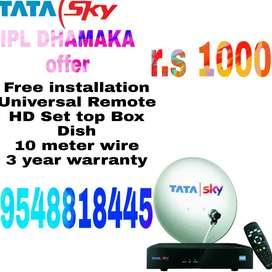 TATA Sky best seller