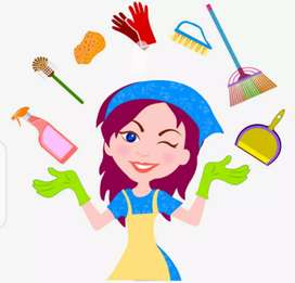 Female maids Required