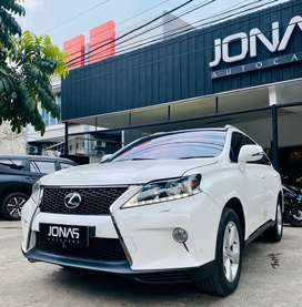 Lexus RX270 2013 FSport Antik 49Rb KM Like New RX 270 D Bandung