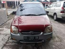 Di jual segera butuh duit Hyundai Atoz 2003 manual rancak bana