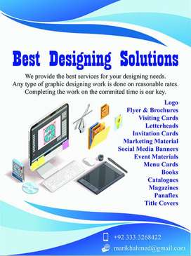 Affordable Graphic Design Service Provider