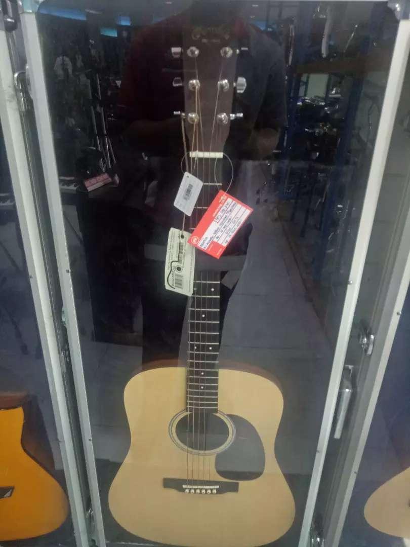 Martin E/Acoustic Guitar IIDXMAE Sanitone Kredit Jakarta 0