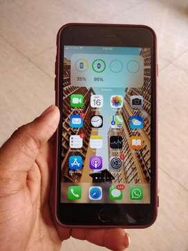 iPhone 7 Plus 128gb get black
