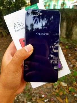 Oppo A3s fullset like new