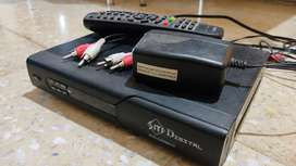 SITI Digital (Non HD) with Remote and Adopter