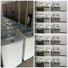with 5 year warranty LG , Samsung fully automatic washing machine