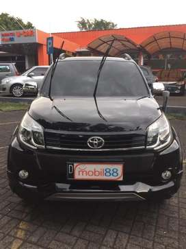 Toyota Rush S TRD AT Th 2015 bs tt avanza