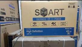 32 inch mirror link@smart led tv