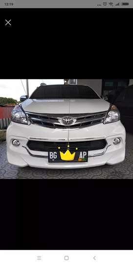 Toyota Avanza G Luxury M/T 2014