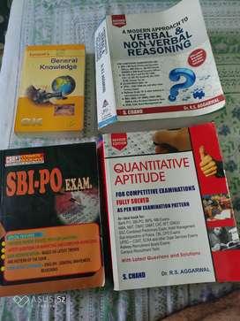 competitive examination books kit