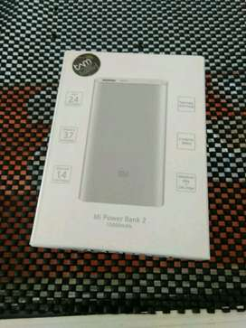 mi power bank 2 silver tAm