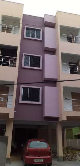 2 BHK brand new flat for sale at Dhakuria with lift