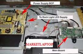Service led tv panggilan lcd LED plasma dll