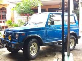 Suzuki Katana 4x4
