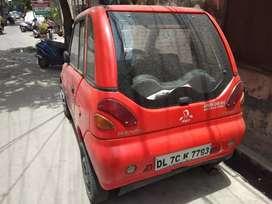 Mahindra REVAi 2010 Electric 70000 Km Driven