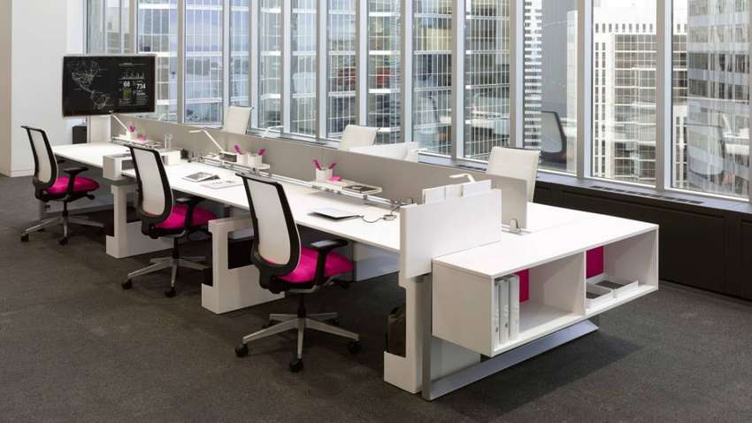 Office Workstation & Cubicles - Imported & Local Both Available 0