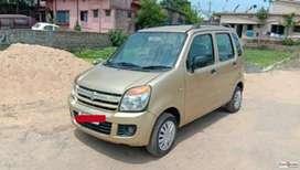 Maruti Suzuki Wagon R LXi BS-III, 2008, Petrol
