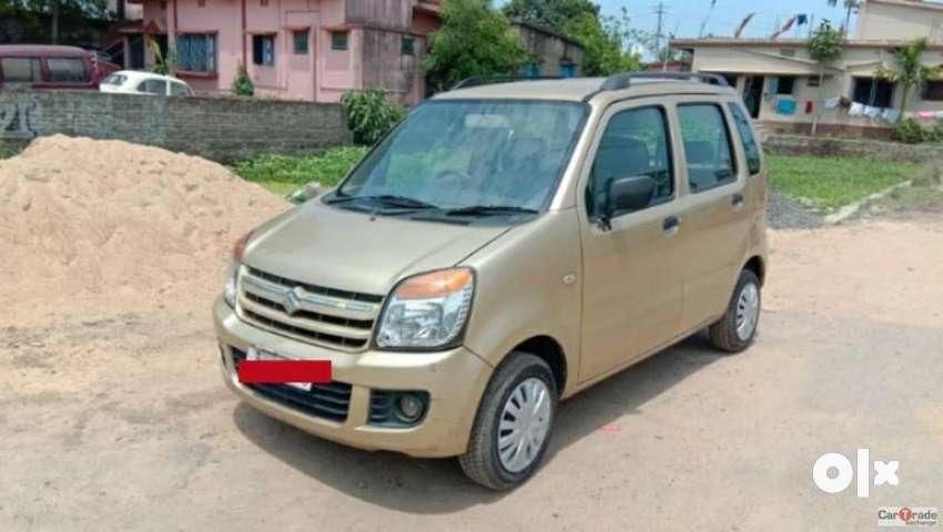 Maruti Suzuki Wagon R LXi BS-III, 2008, Petrol 0