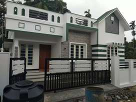 3.5 cent 900 sqft 3 bhk new build house at edapally varapuzha area