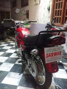 Suzuki gs 150 model 4 -6 -2019