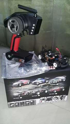 WL Toys 1/28 RC Rally/Drift RTR Murah