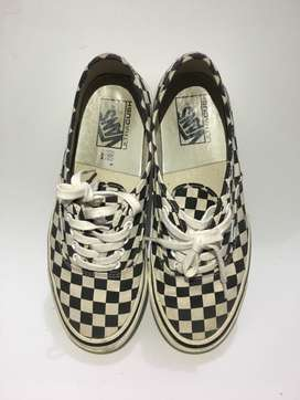 Vans auth DX Checker 44  Size 42