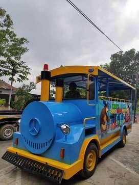 BT jual wahana odong odong kereta mini wisata