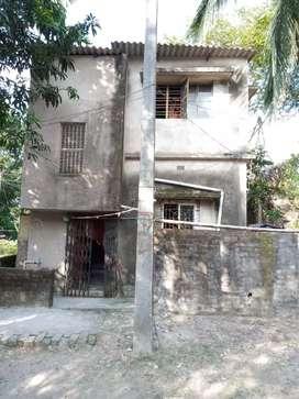 Duplex 4bhk house sell in Rajarhat bisnupur