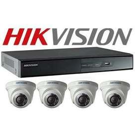 Hikvision CCTV Camera set
