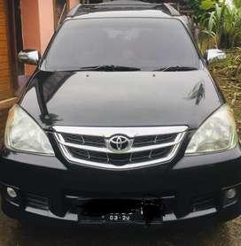 Mobil bekas avanza 2010 G
