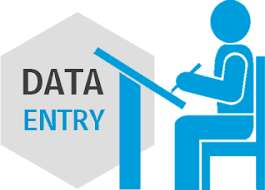 Home based simple typing work data entry